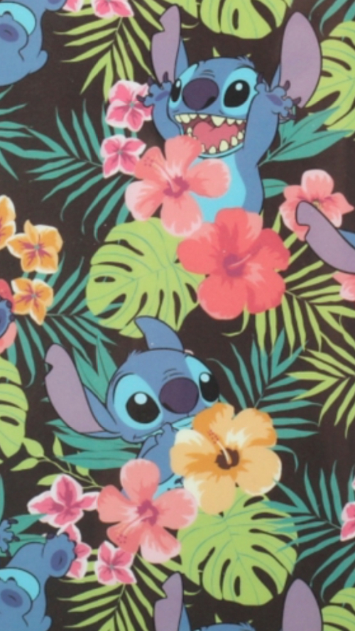 Lilo And Stitch Wallpaper Hd For Iphone And Android Iphonelovely 500x888
