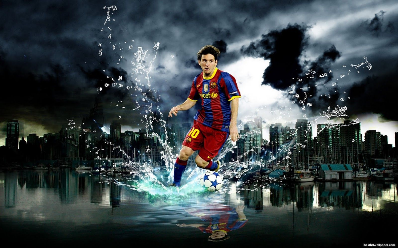 Lionel Messi Wallpapers HD download free  PixelsTalk WallpapersWide Full HD p Lionel messi Wallpapers HD, Desktop Backgrounds 1600x1000