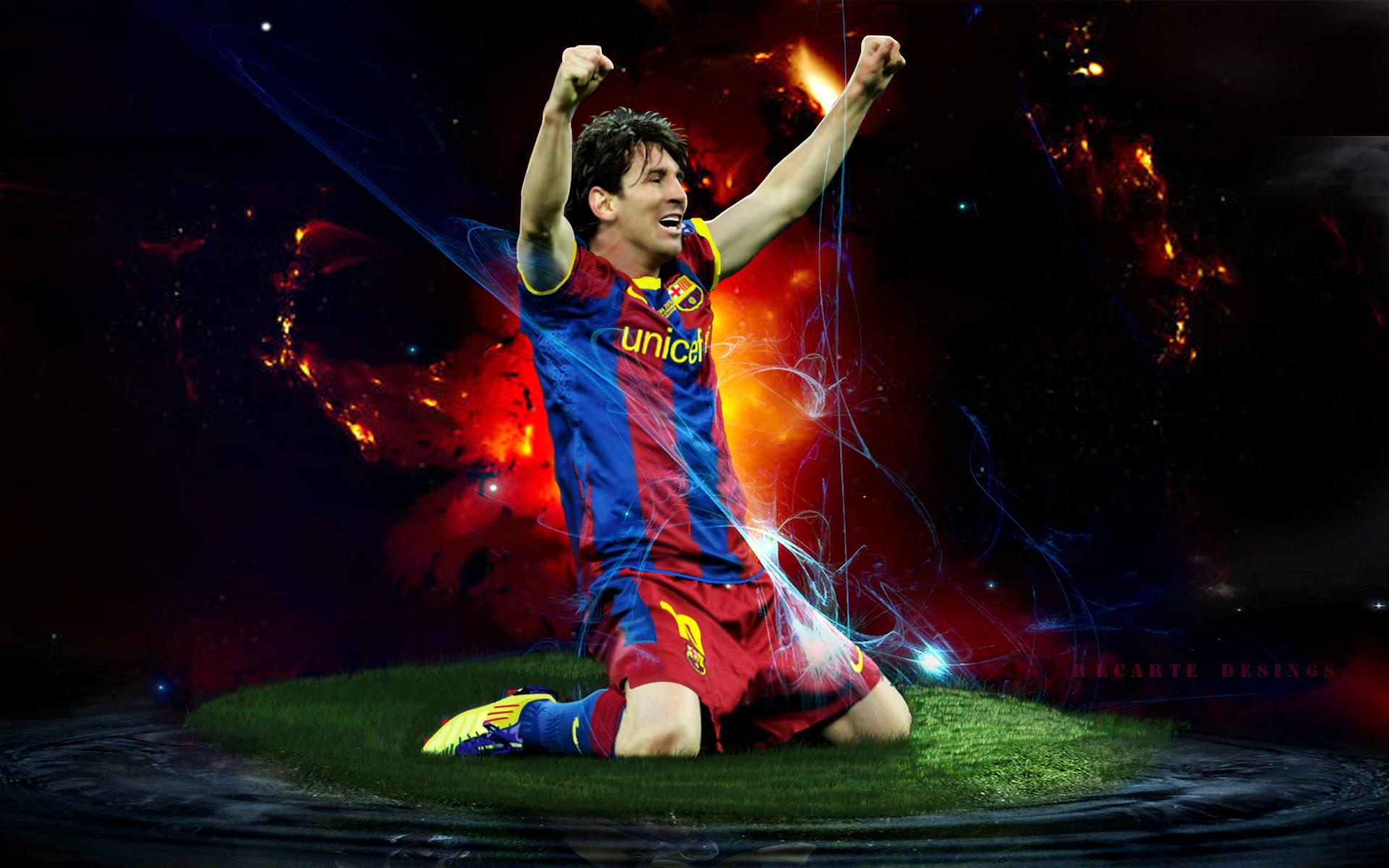 Lionel Messi Full Hd Desktop Wallpaper Hd Wallpapers Images 1920x1200