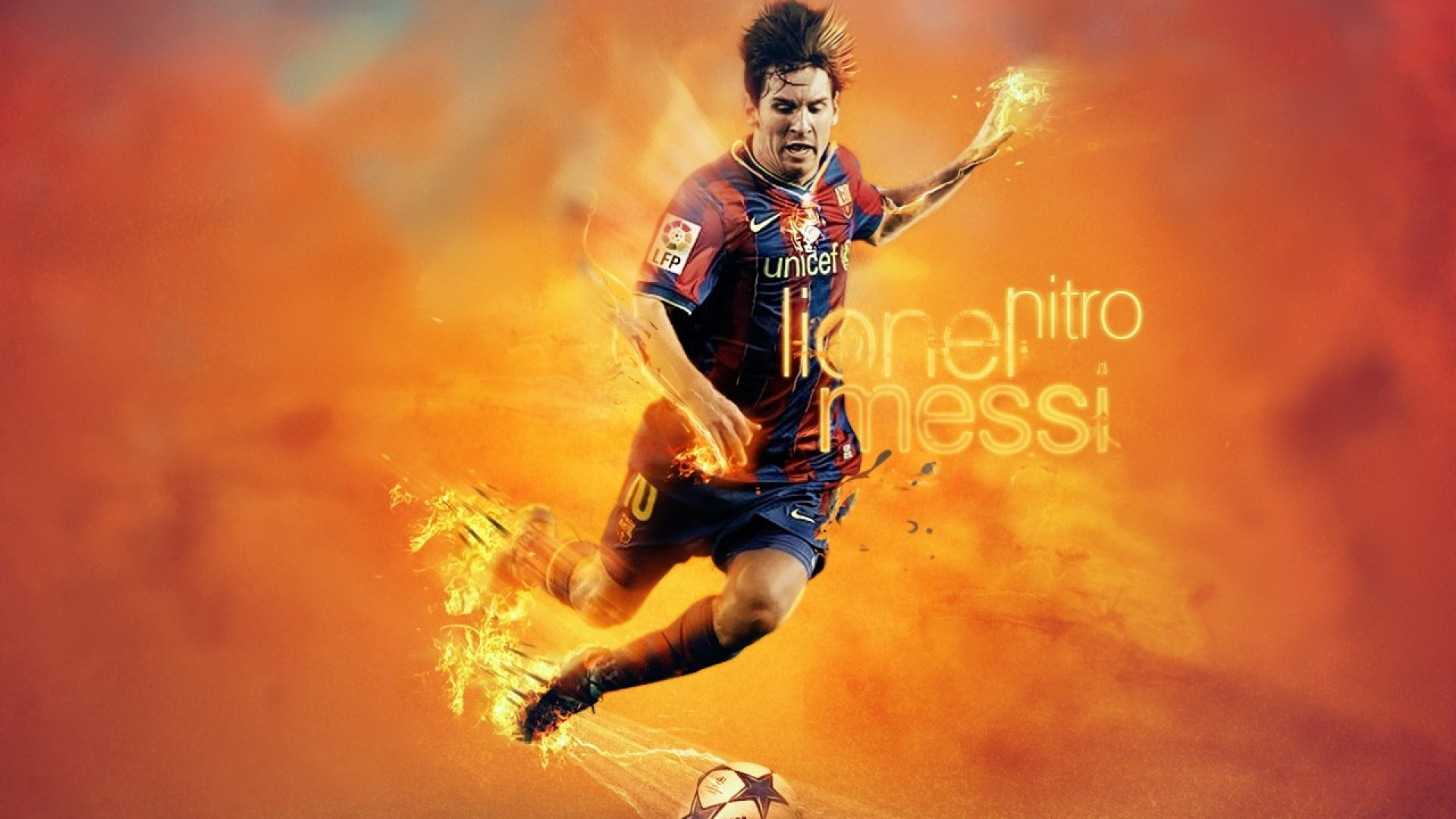 Messi HD Wallpapers p Wallpaper  1920x1080