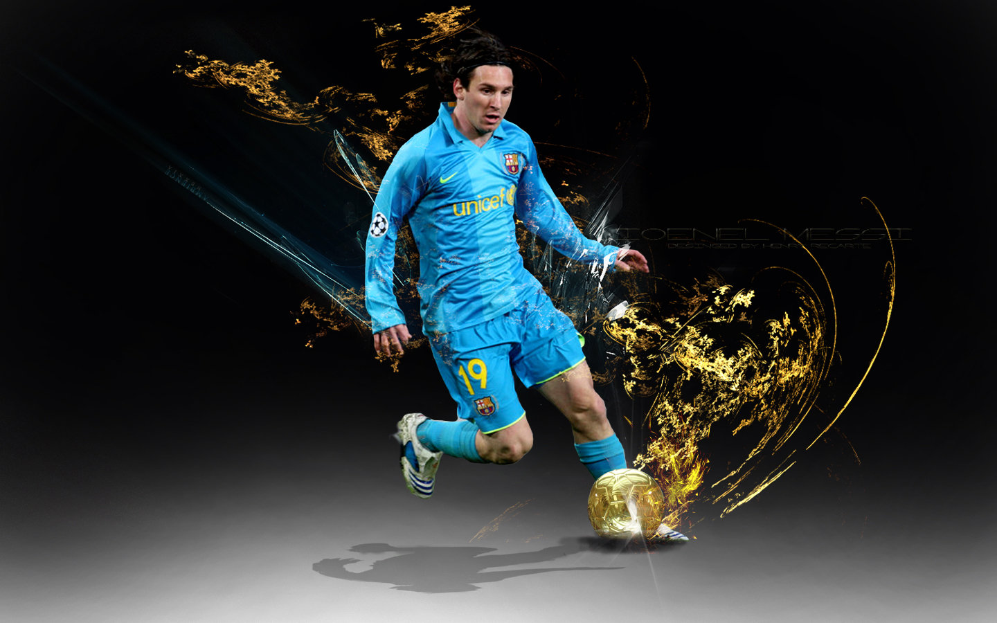Collection of Messi Wallpaper Hd on HDWallpapers 1440x900