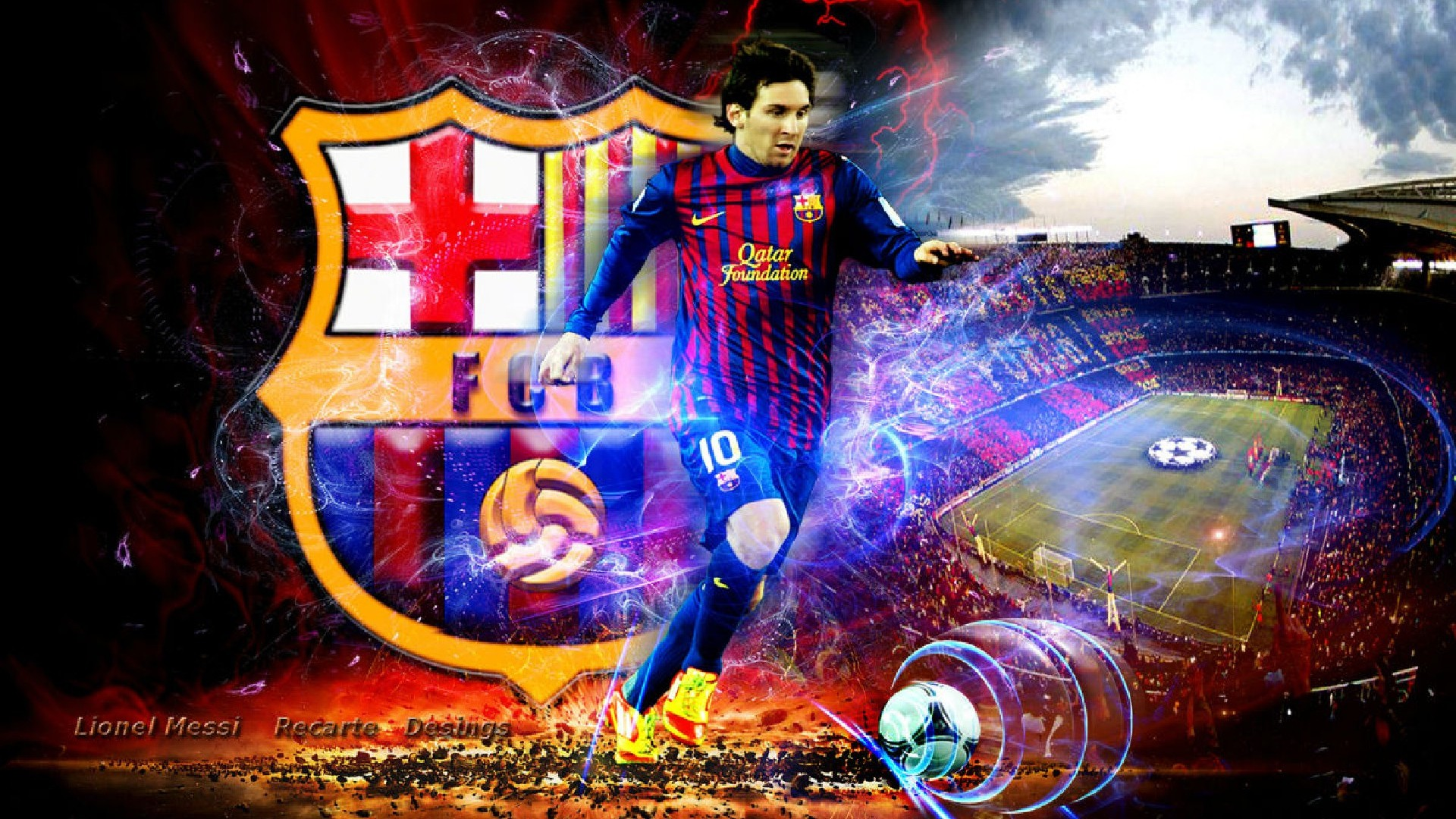 Lionel Messi  p HD Wallpapers  Wallpaper  1920x1080