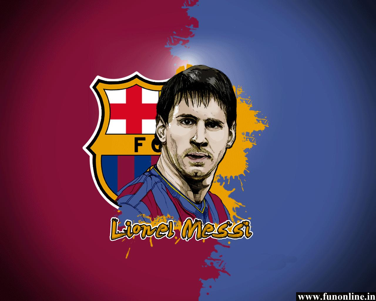 Lionel Messi Wallpapers High Quality  Download Free 1280x1024