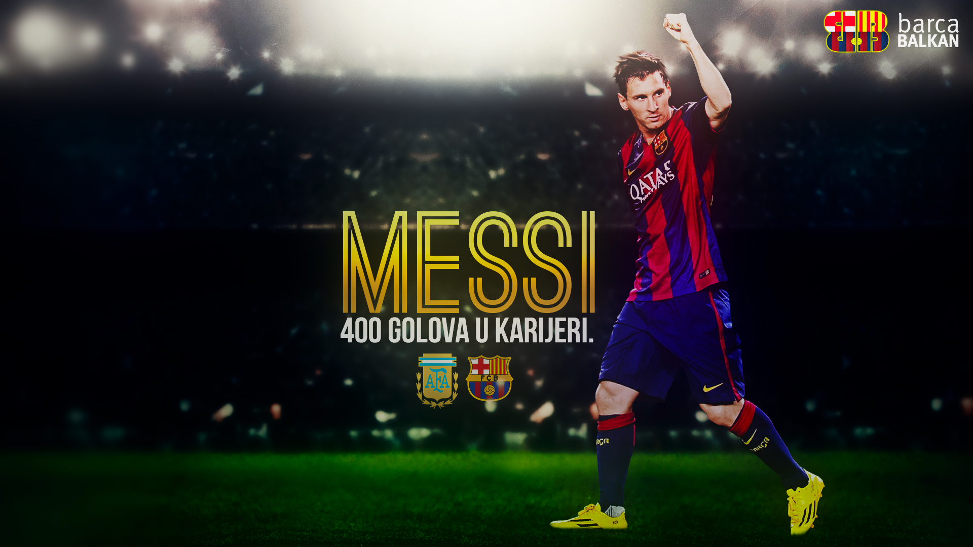 Lionel Messi Wallpapers HD Wallpaper  1920x1080