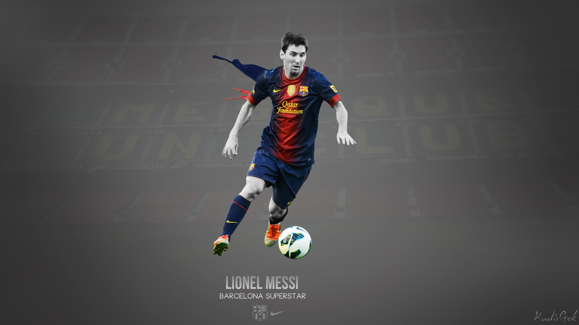 Lionel Messi  Wallpaper HD  HD Wallpapers Backgrounds of Your 1920x1080