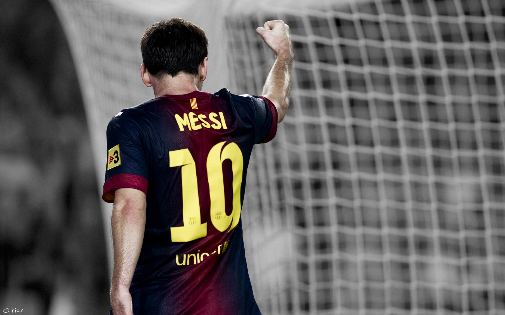 Wallpapers Lionel Messi Wallpaper  1680x1050