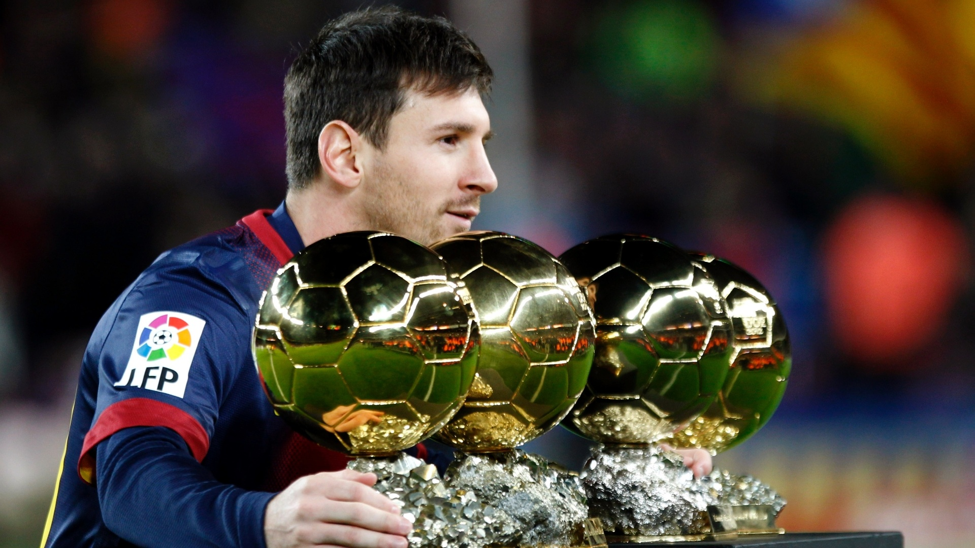 Lionel Messi HD Desktop Wallpapers 1920x1080