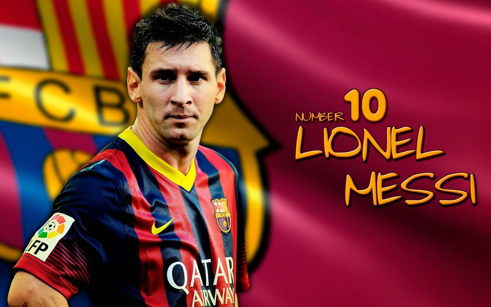 Lionel Messi Hd Wallpapers Backgrounds Wallpaper 1600x1000