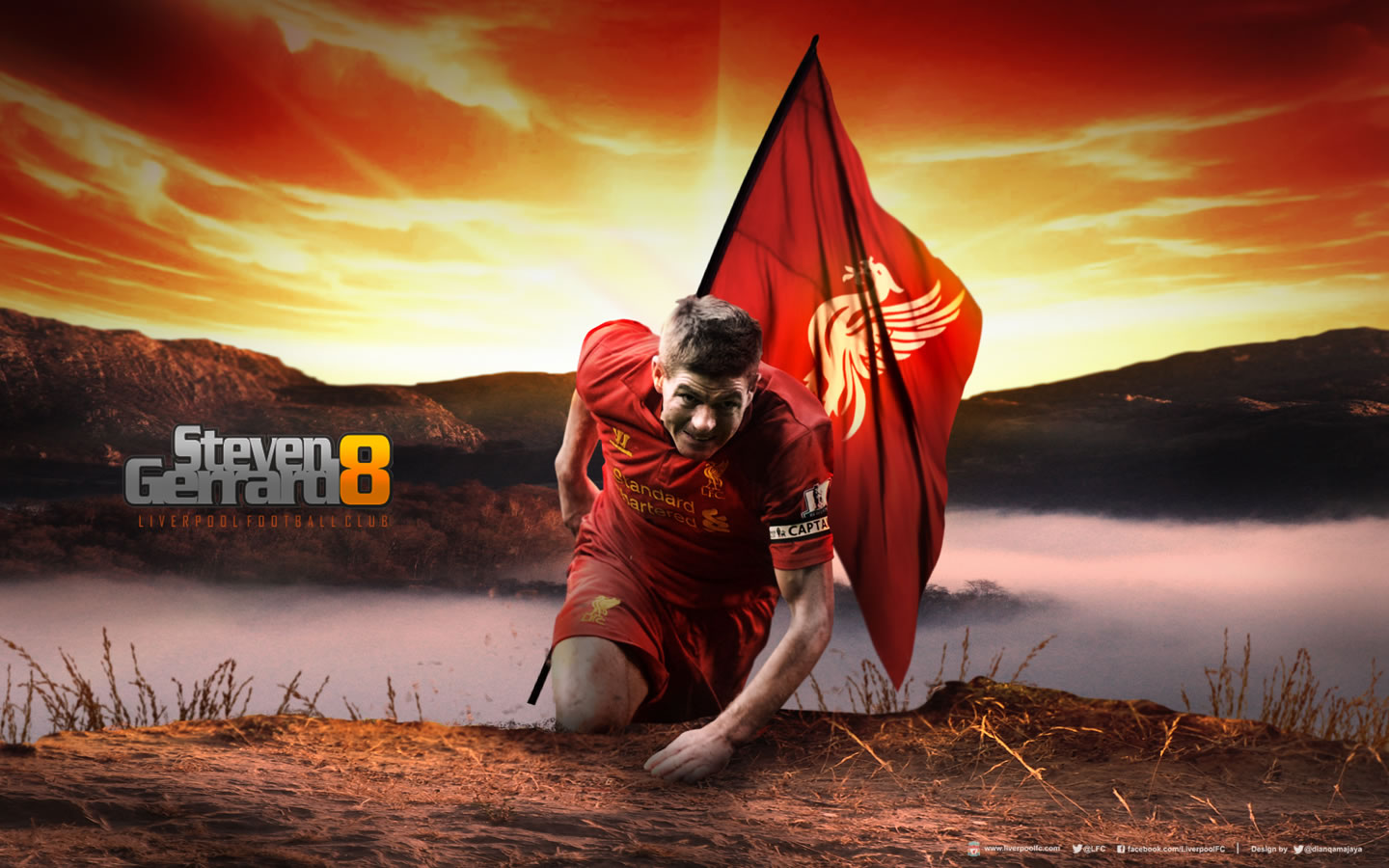 wallpaper: hd wallpaper liverpool fc 1440x900