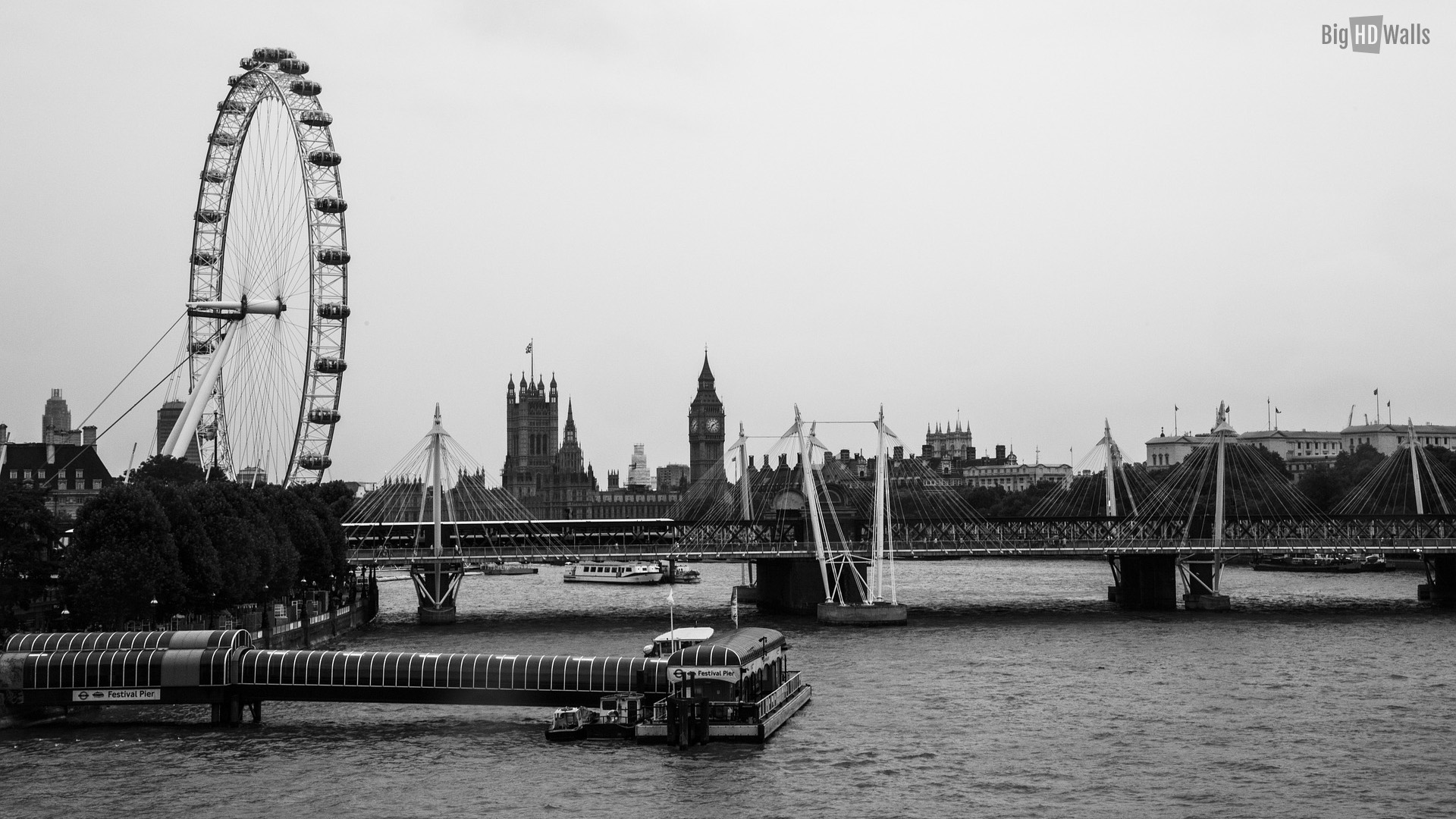 London Black And White Wallpapers 37 Wallpapers Adorable