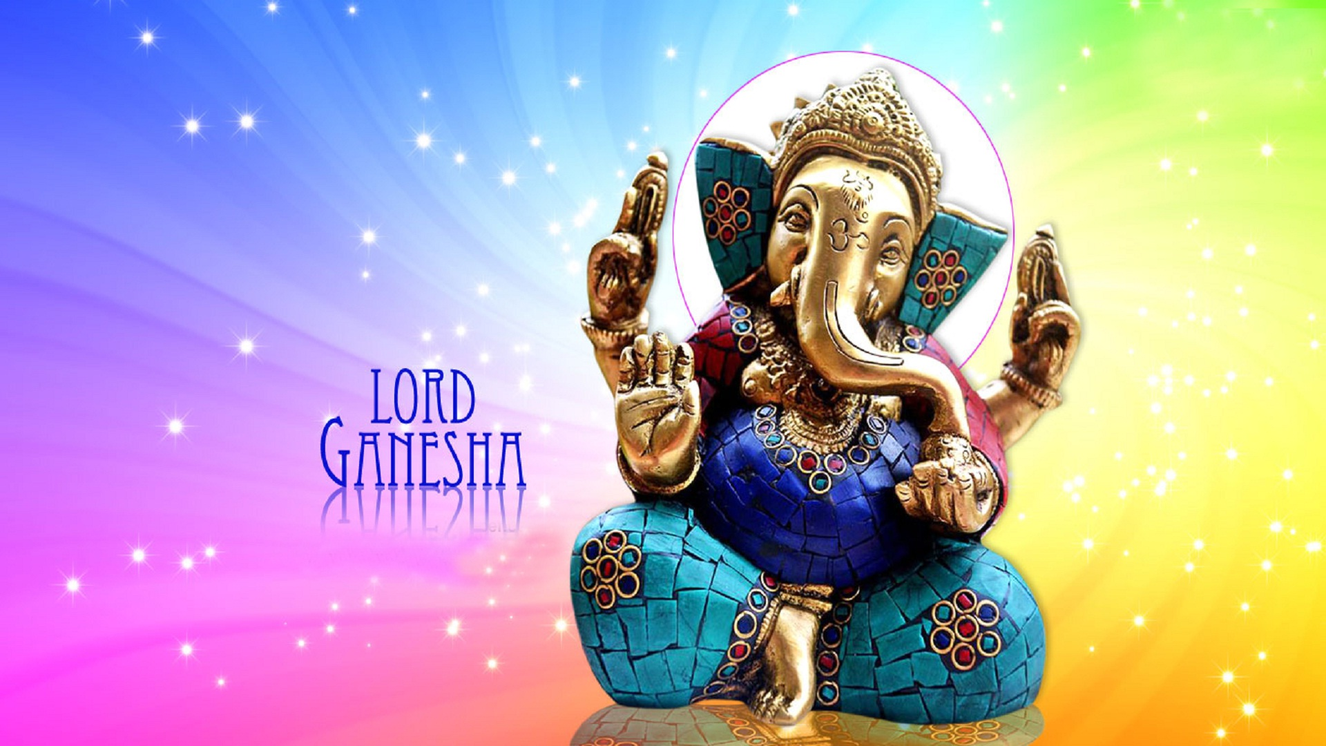 Well Hd Lord Ganesha Wallpapers For Desktop
