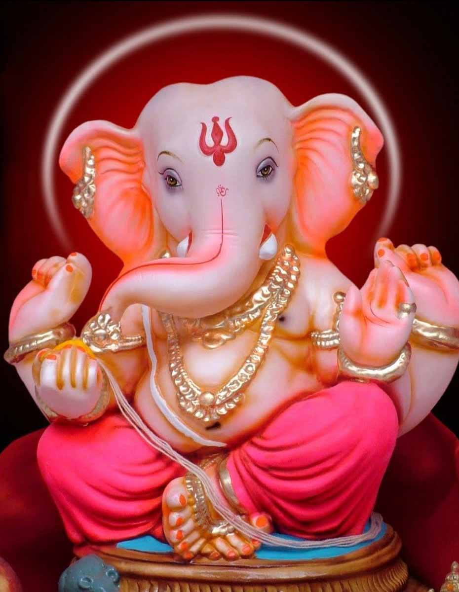 Lord Ganesha Mobile Wallpaper Mobile Wallpapers Download Free Rh