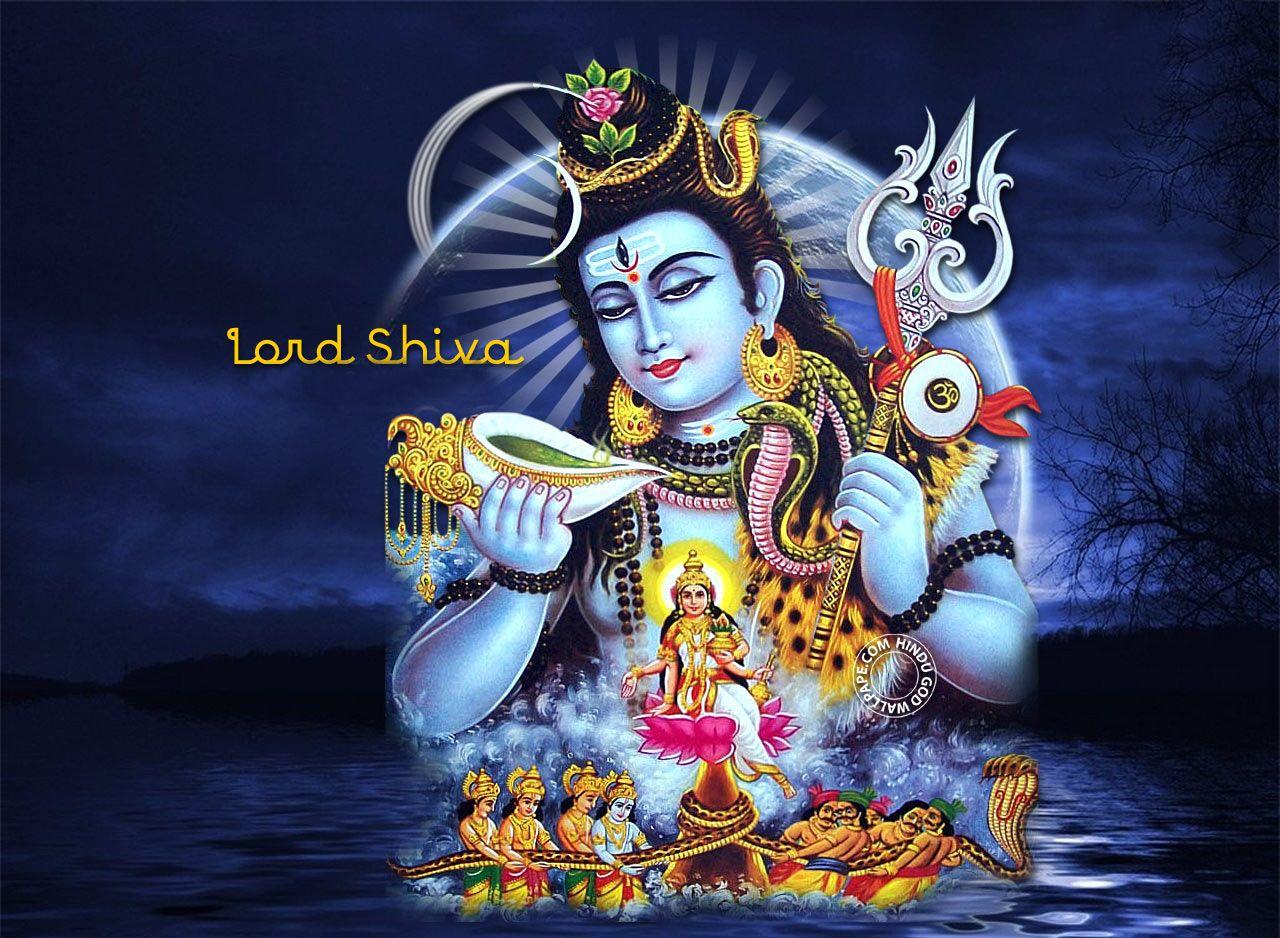 Shiva Wallpapers HD Group