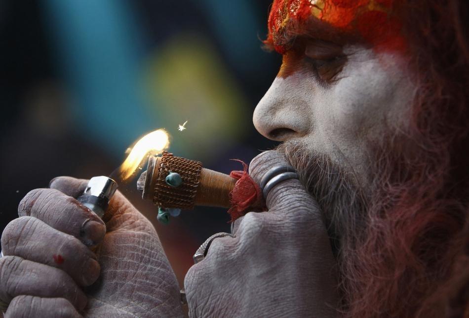 Shiva Smoking Hd Wallpapers Vel