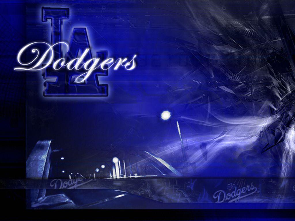 Los Angeles Dodgers Wallpaper Baseball Sport Wallpaper 1024x768