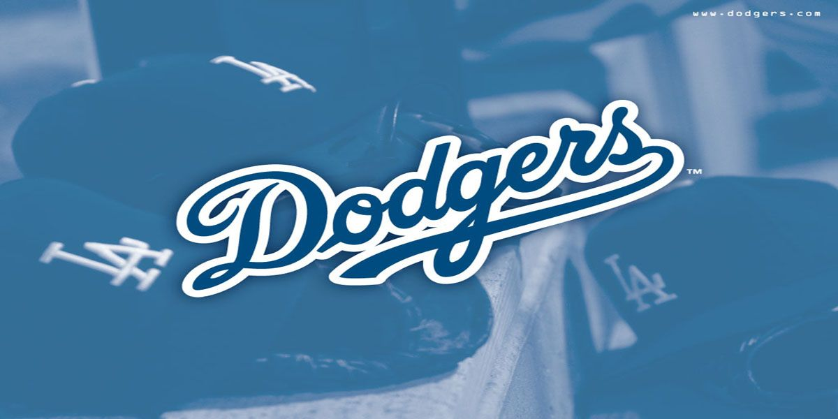 Los Angeles Dodgers Wallpaper Download Los Angeles Dodgers 1200x600