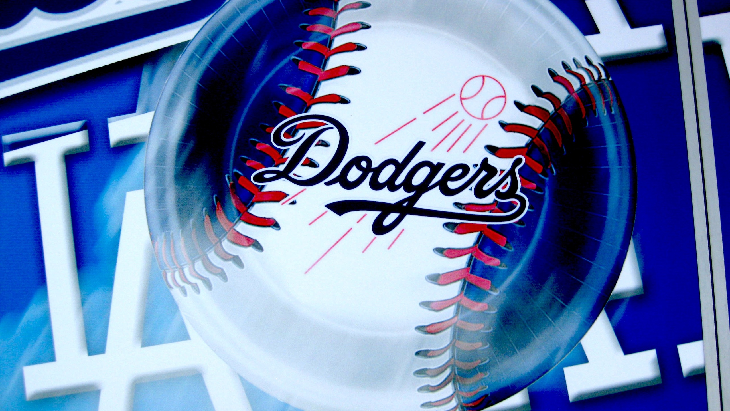 Los Angeles Dodgers Wallpaper D O D G E R S Pinterest Los 2560x1440
