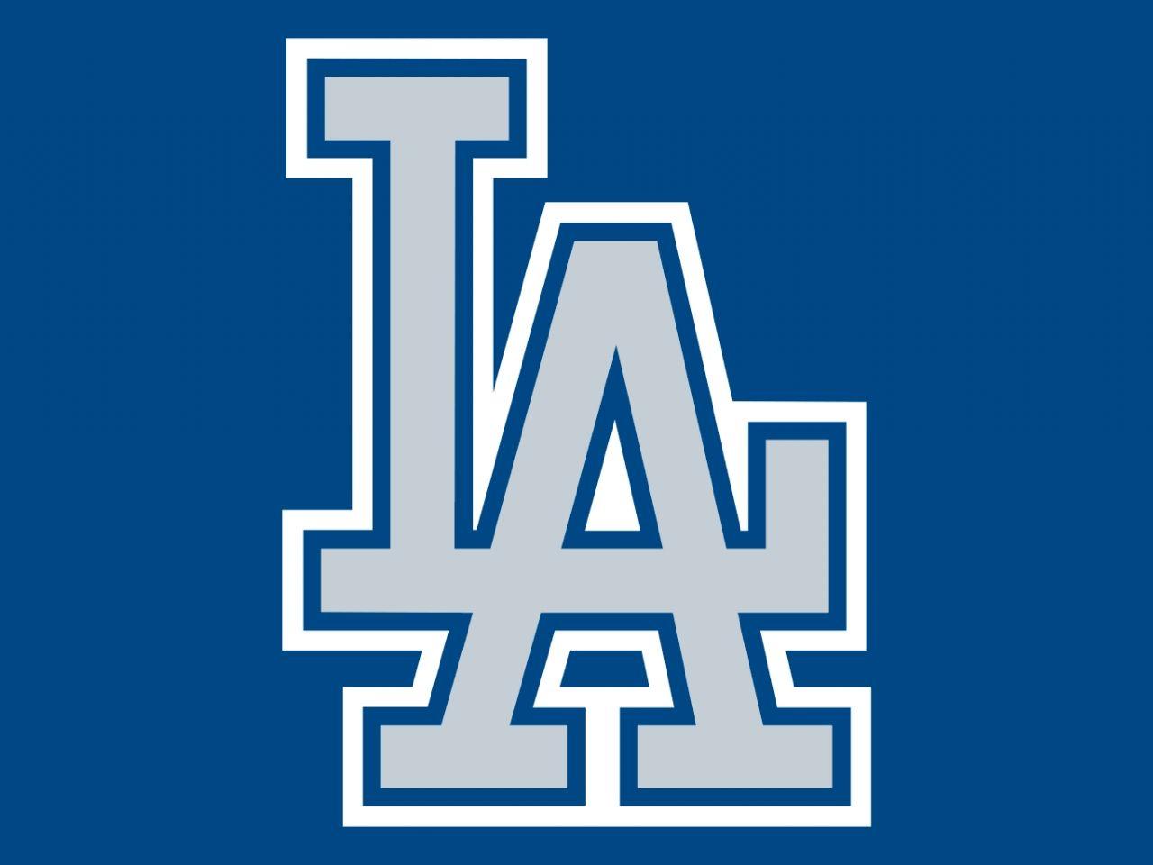 Los Angeles Dodgers Baseball Mlb T Wallpaper 1280x960