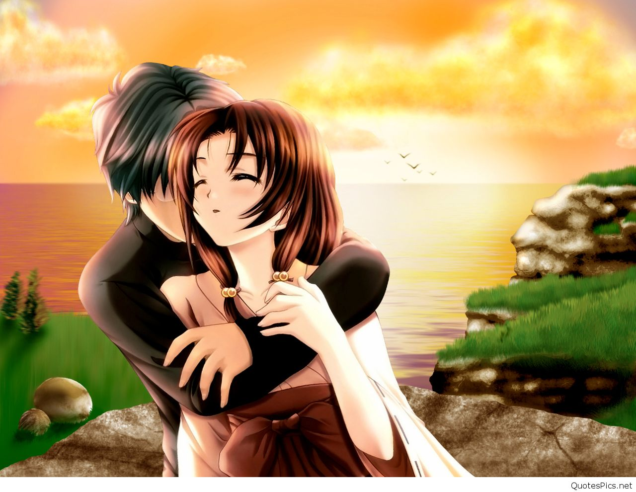 Amazing Love Couple Wallpapers For Facebook Pictures 1280x990