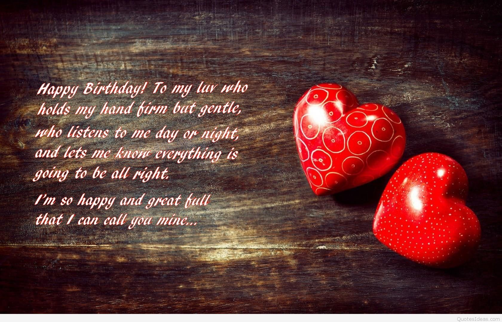 love quotes for him wallpaper  Valentine Day 1680x1077