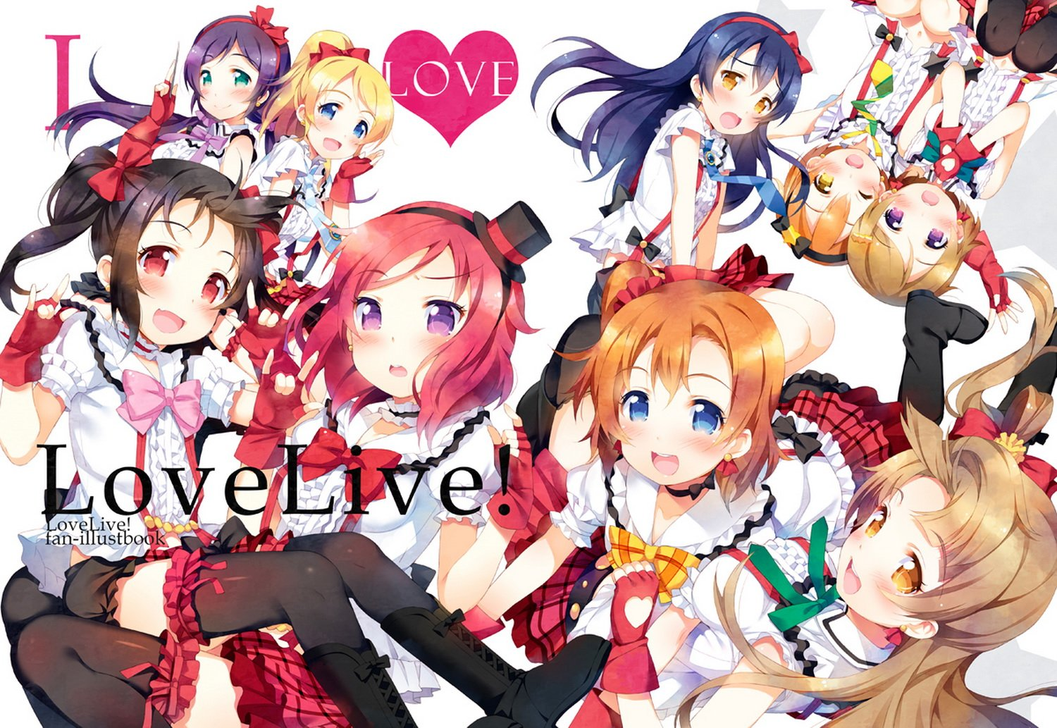 Love Live Wallpapers (30 Wallpapers) - Adorable Wallpapers