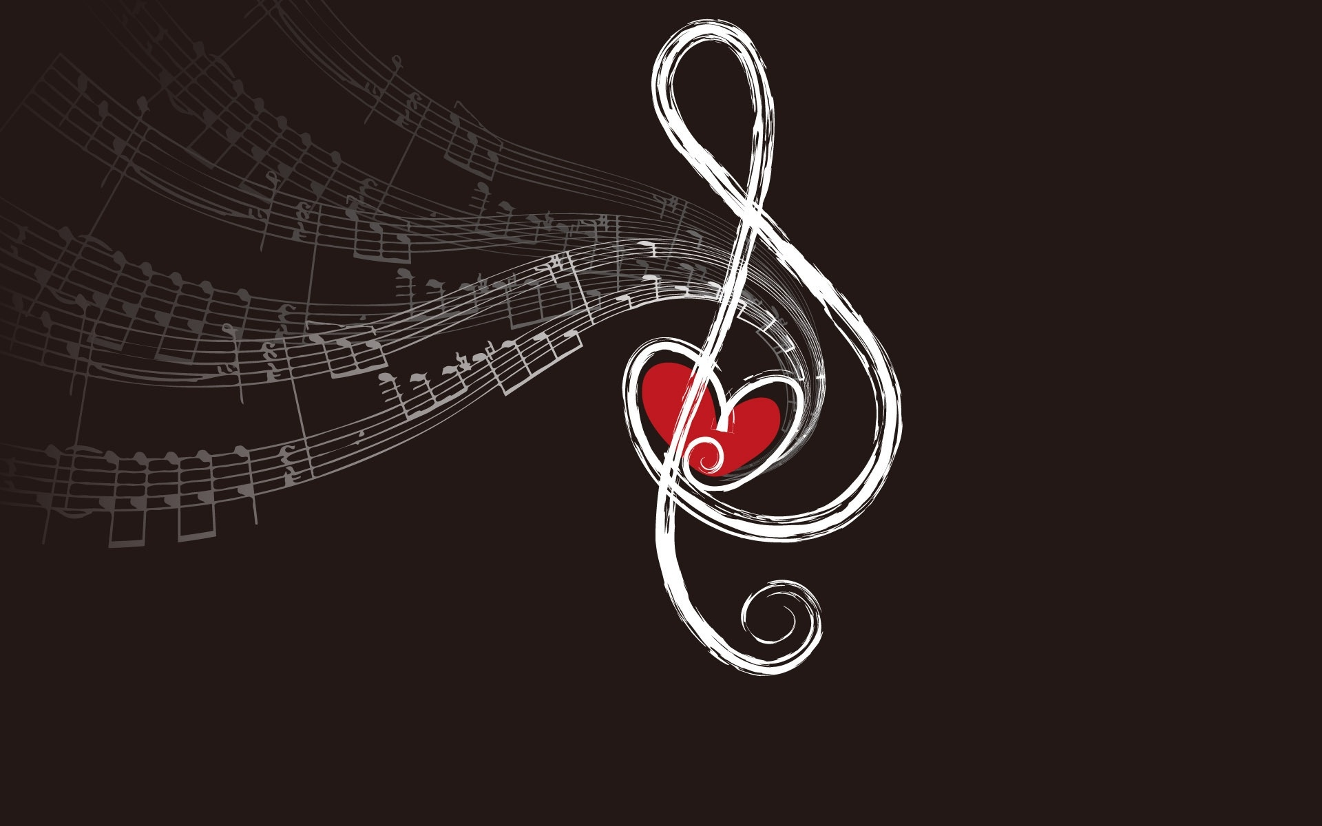 Download I Love Music Mobile Wallpaper Mobile Toones 1920x1200