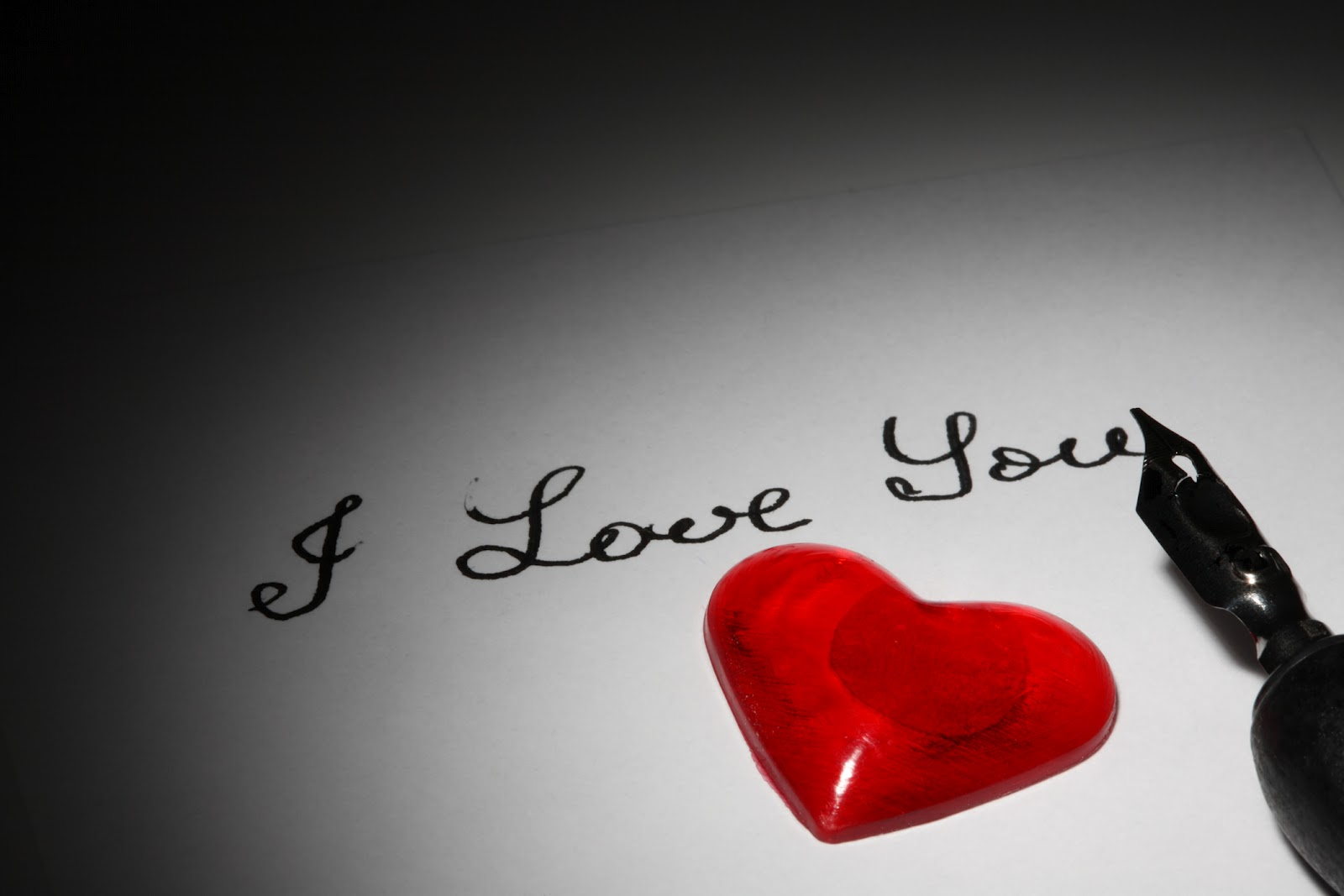 Download I Love You HD HD Wallpapers for Free, HBC 1600x1067