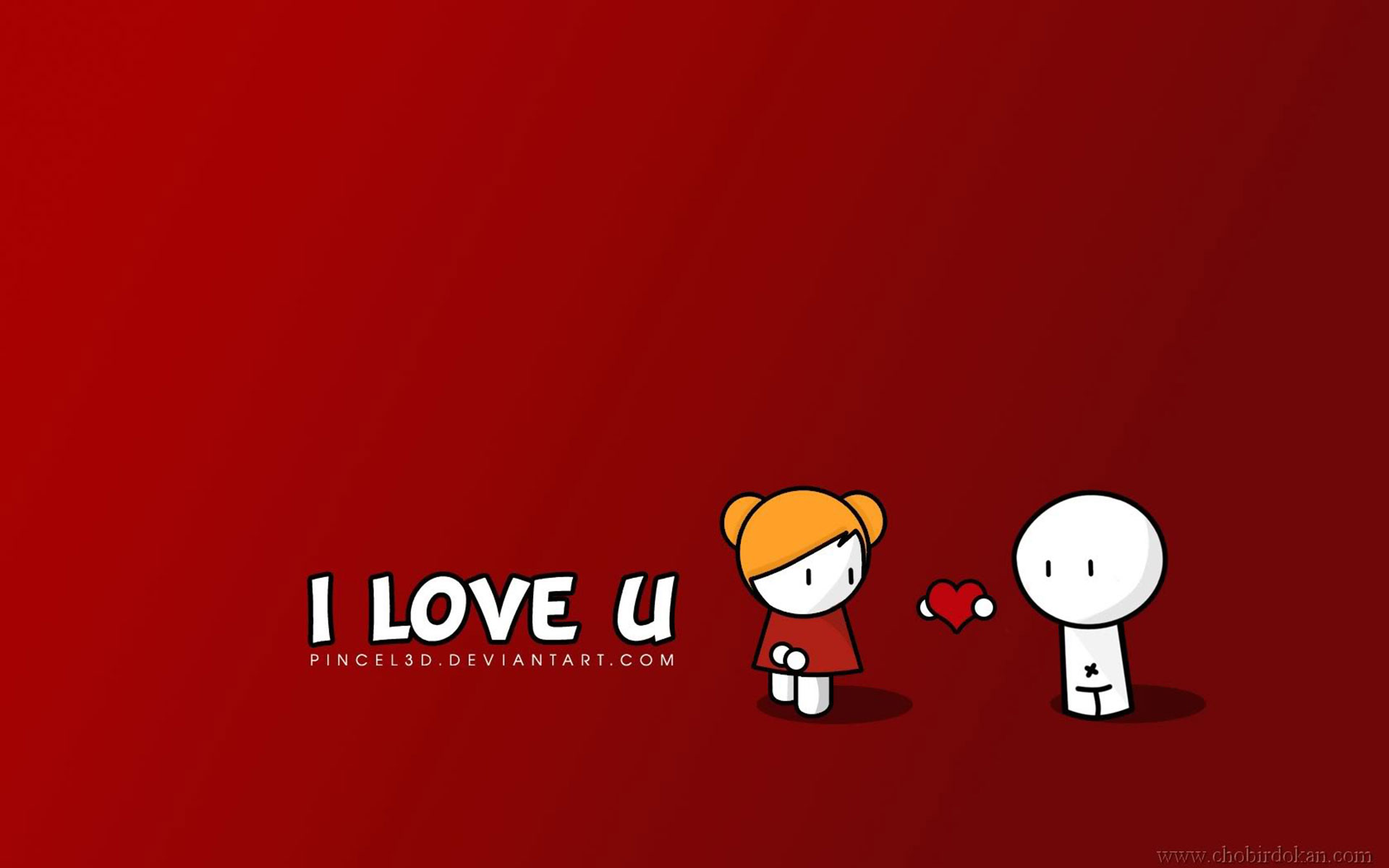 I Love You Wallpapers  Wallpapercraft 1920x1200