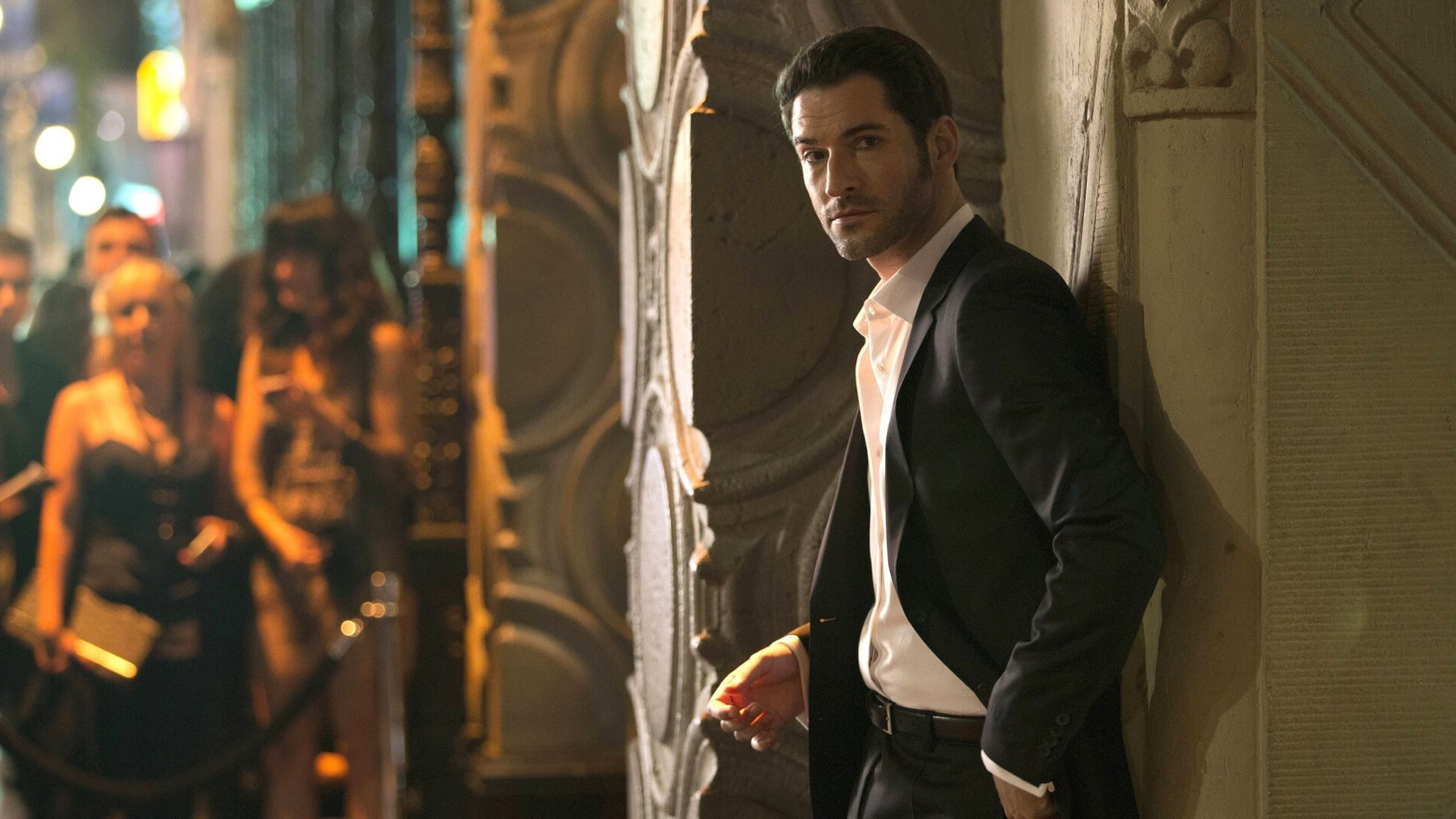 the important role of the character of lucifer in supernatural an american television series
