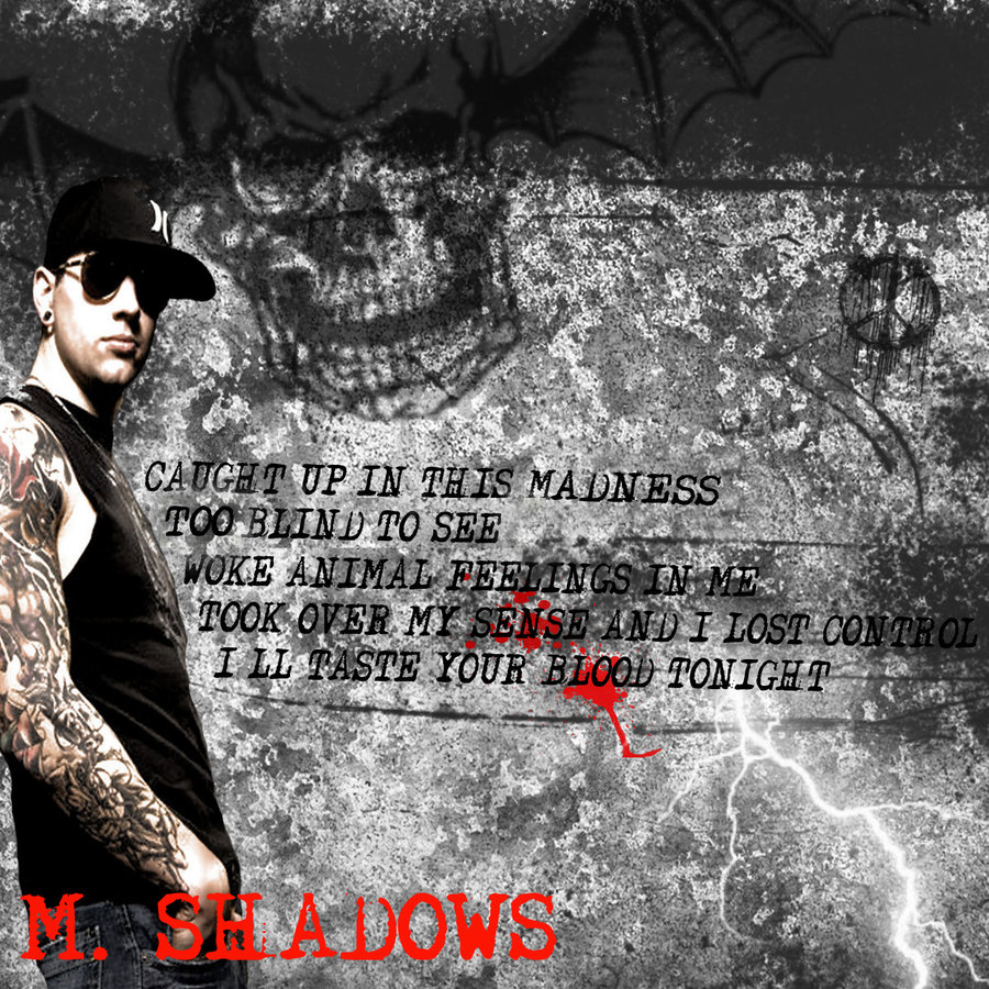 M Shadows Wallpapers DFILES 900x900