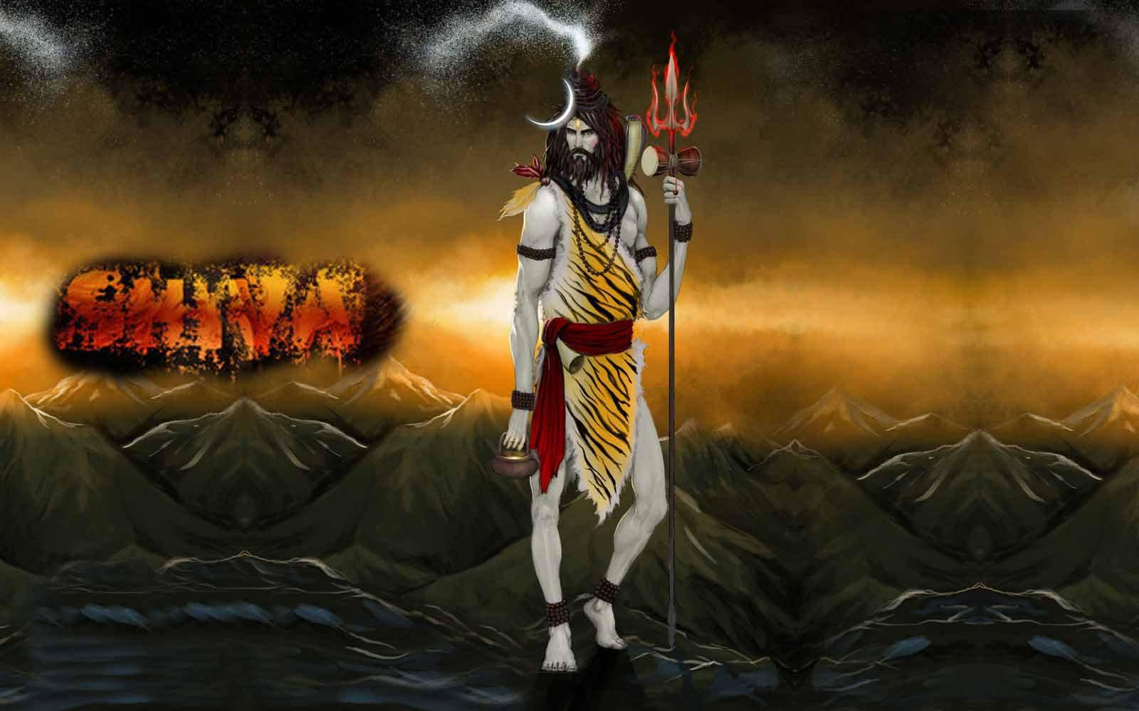 Mahadev Wallpaper Lord Shiva Wallpapers For Android Apk