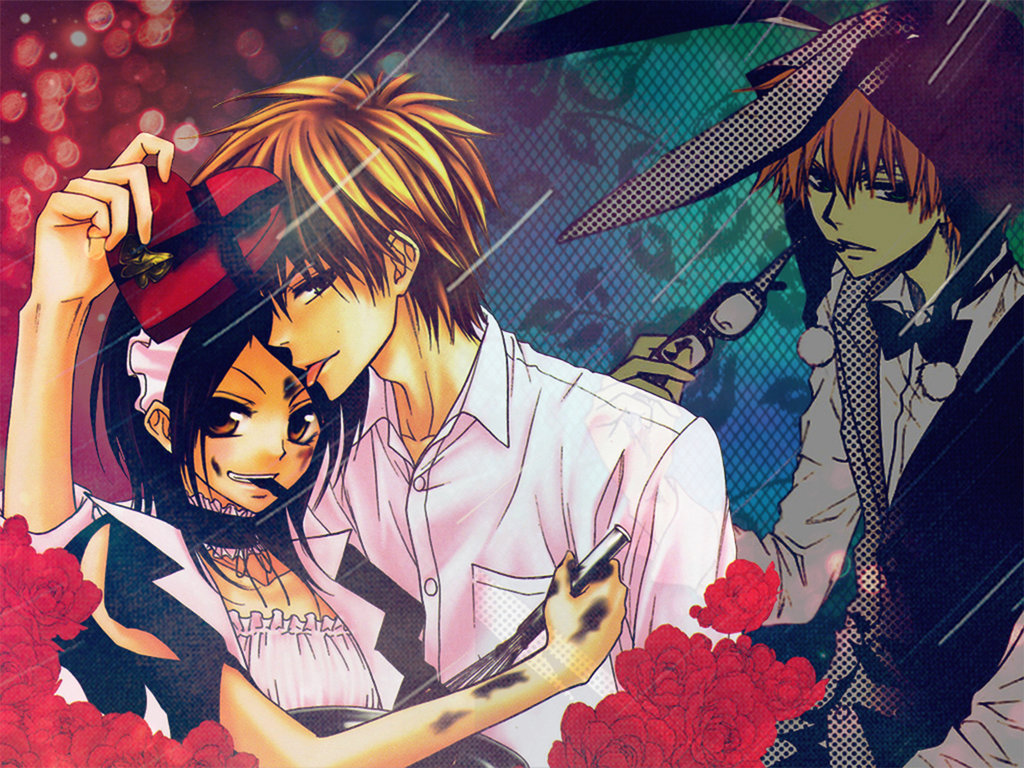 Maid Sama! HD Wallpapers  Backgrounds  Wallpaper  1024x768