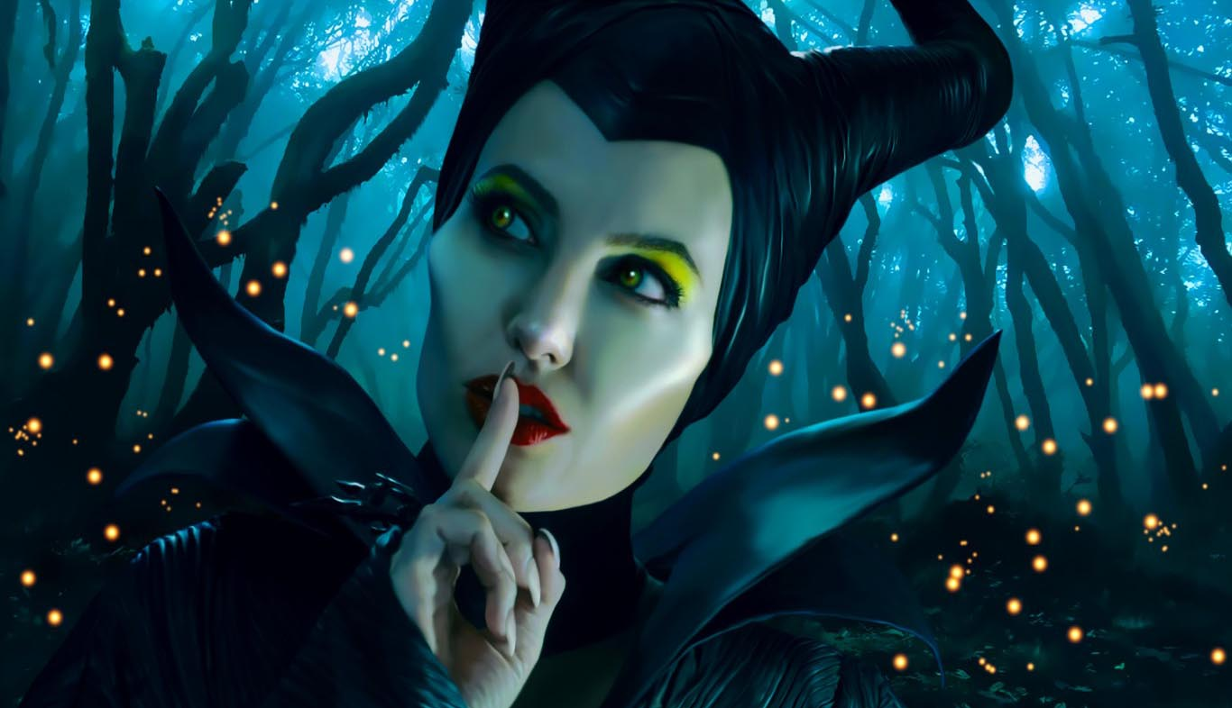 Maleficent Movie HD Wallpapers THIS Wallpaper 1366x786