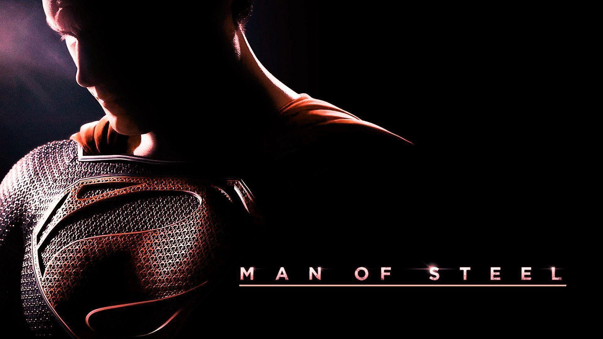Man of Steel HD HD Desktop Wallpaper for K Ultra HD