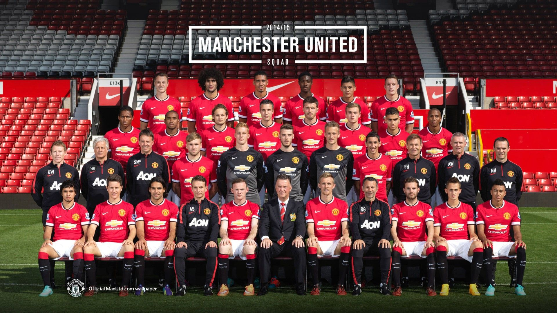 Manchester United Wallpapers D Wallpaper  1920x1080