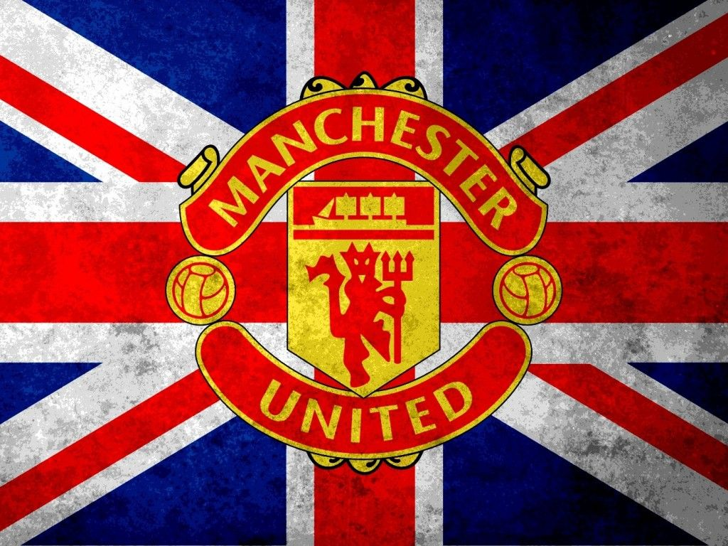 manchester united logo wallpapers hd wallpaper 1024x768 avante biz