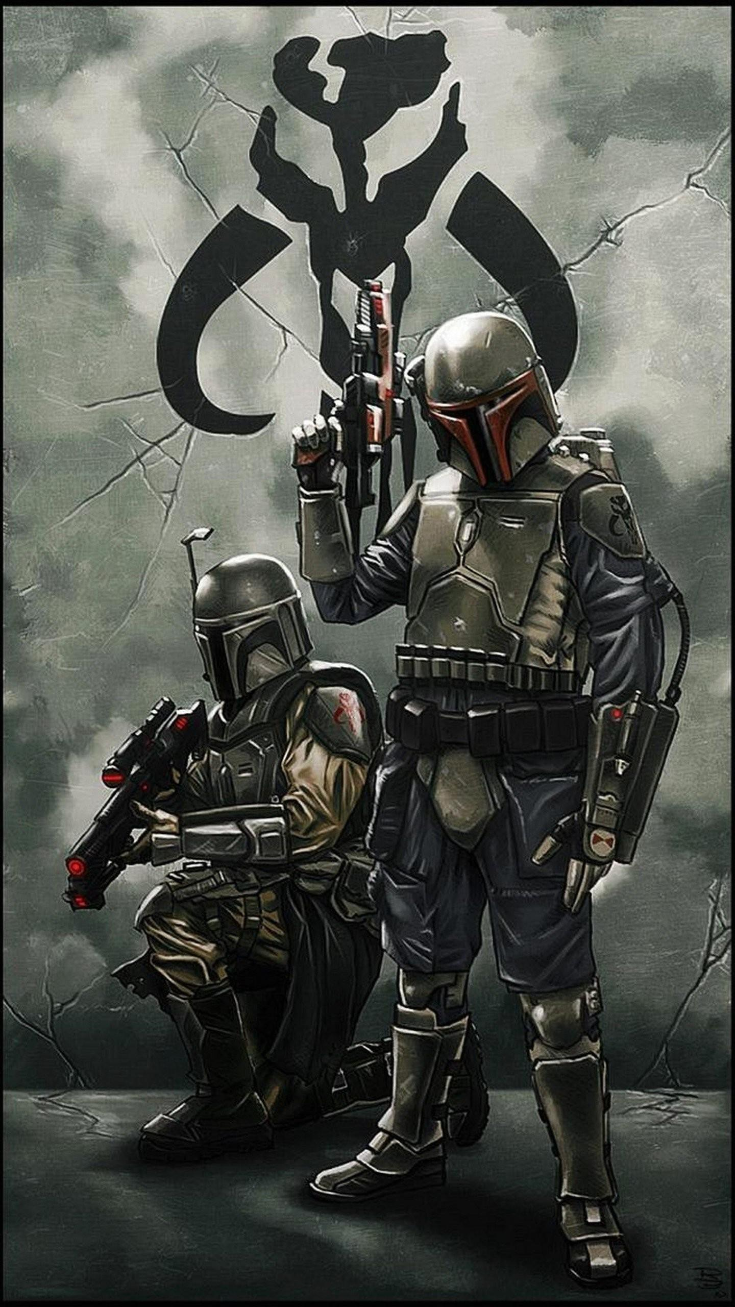 The Mandalorian Star Wars Tv Series Wallpapers Wallpaper