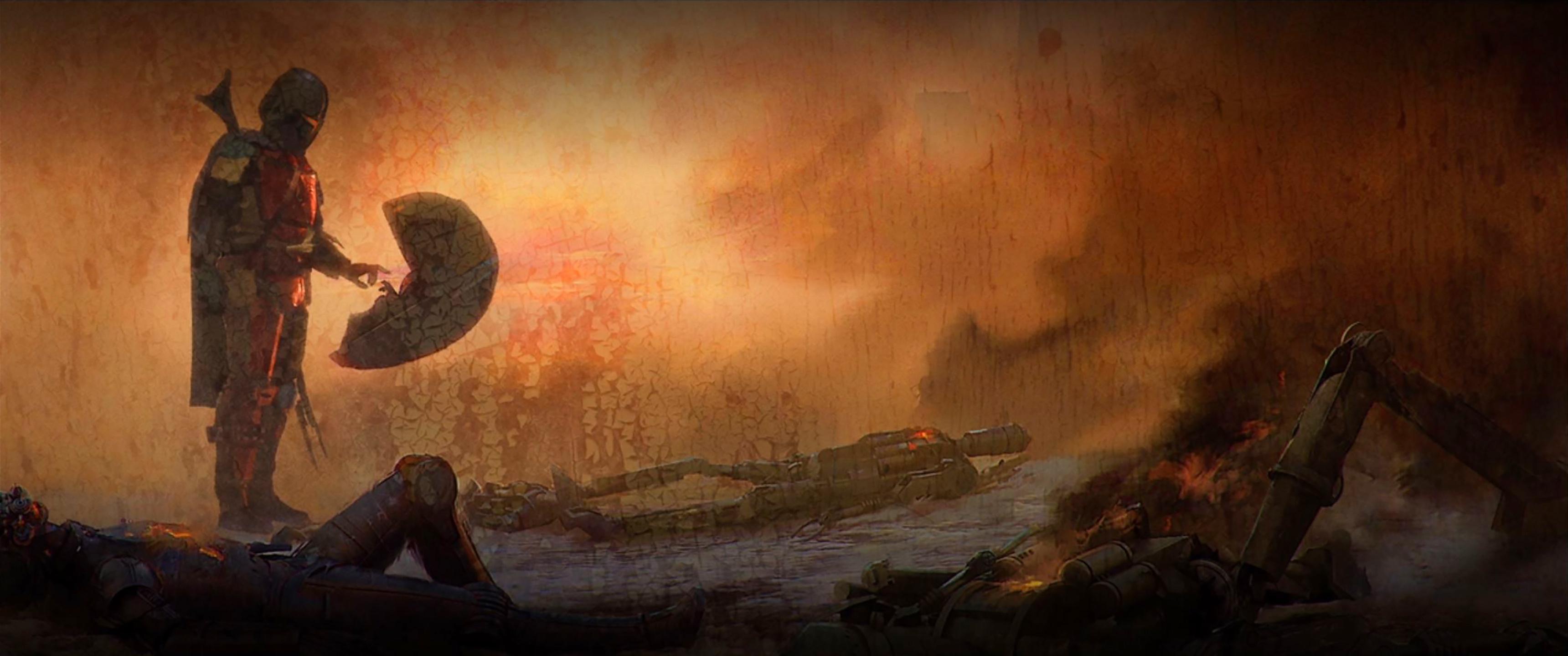 Star Wars Mandalorian Wallpaper