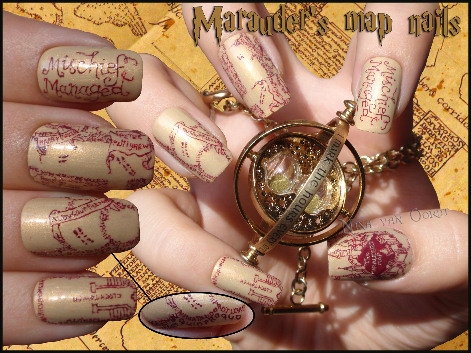 Marauders Map Screensaver Download 1600x1200