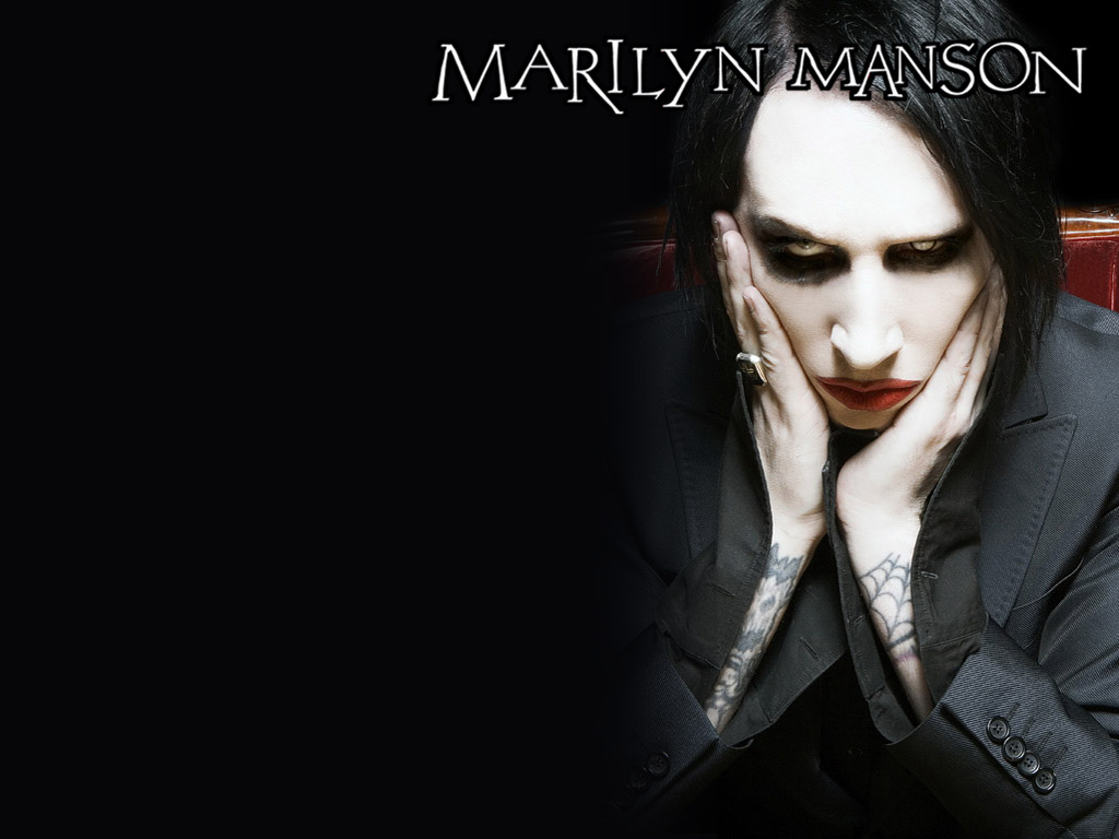 Marilyn Manson images Marilyn Manson wallpaper and background 1024x768
