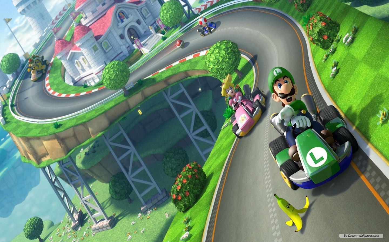 Wallpaperswide Mario Kart Double Dash Images Yoshi And Birdo Mkdd Hd Wallpaper 1440x900