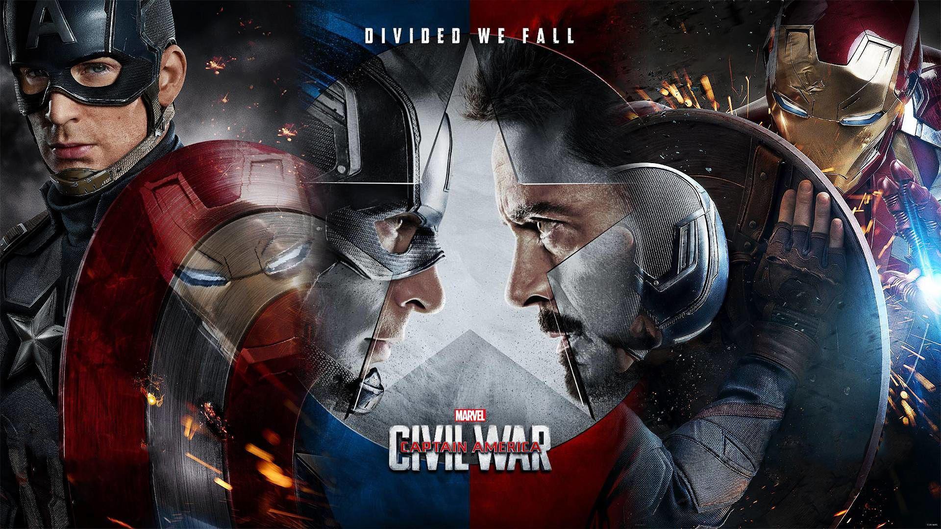 Captain America Civil War Wallpapers HD 1920x1080