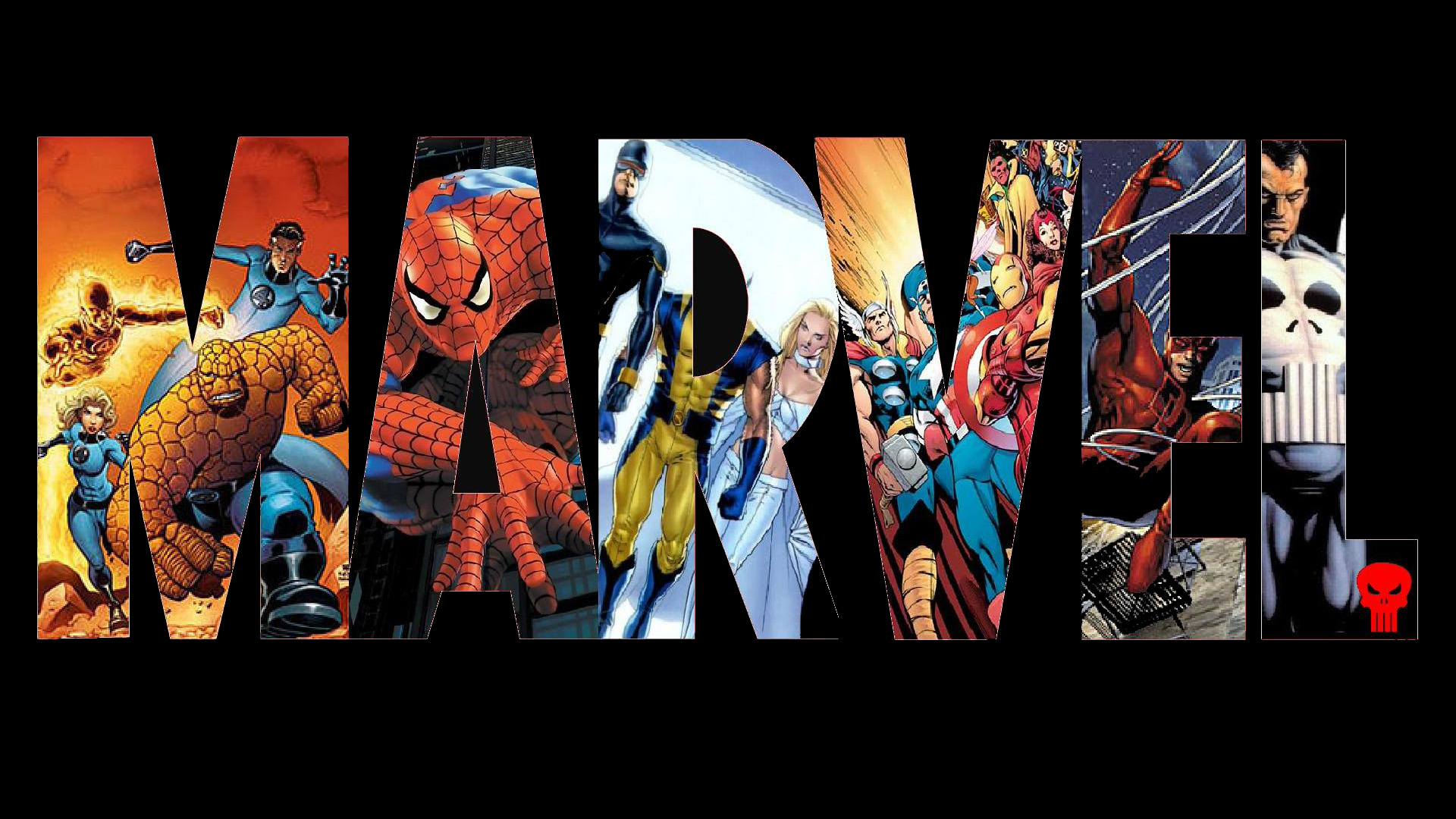 Marvel HD Wallpapers p Group  1920x1080