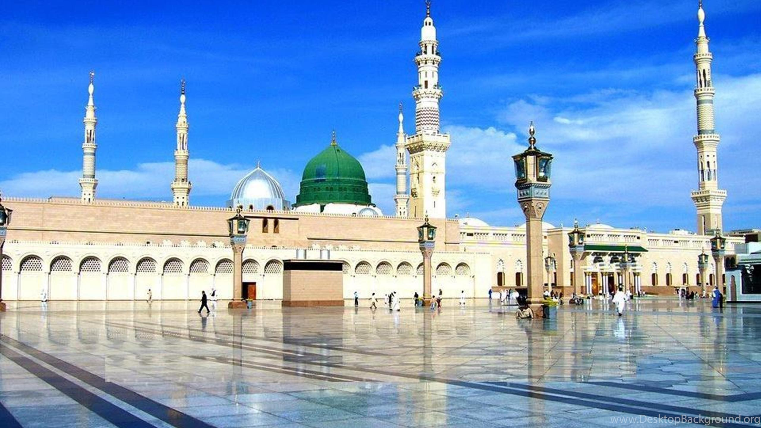 Masjid Nabawi HD Wallpapers Pictures of Prophet Mosque