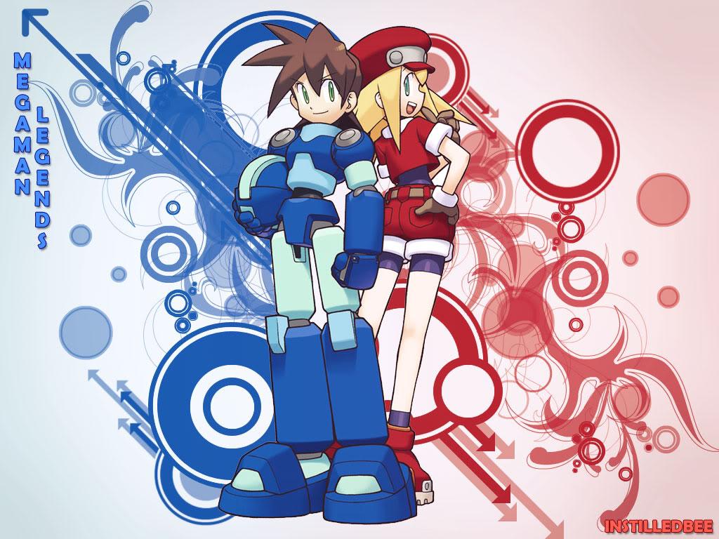Megaman Legends Never Die Hd Wallpaper Gamephd 1024x768