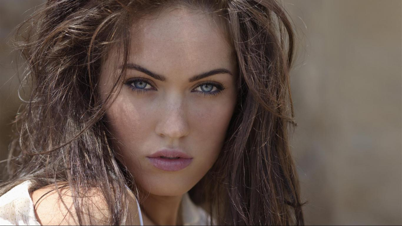 megan fox hd wallpapers, hd megan fox hd wallpapers download 1366x768