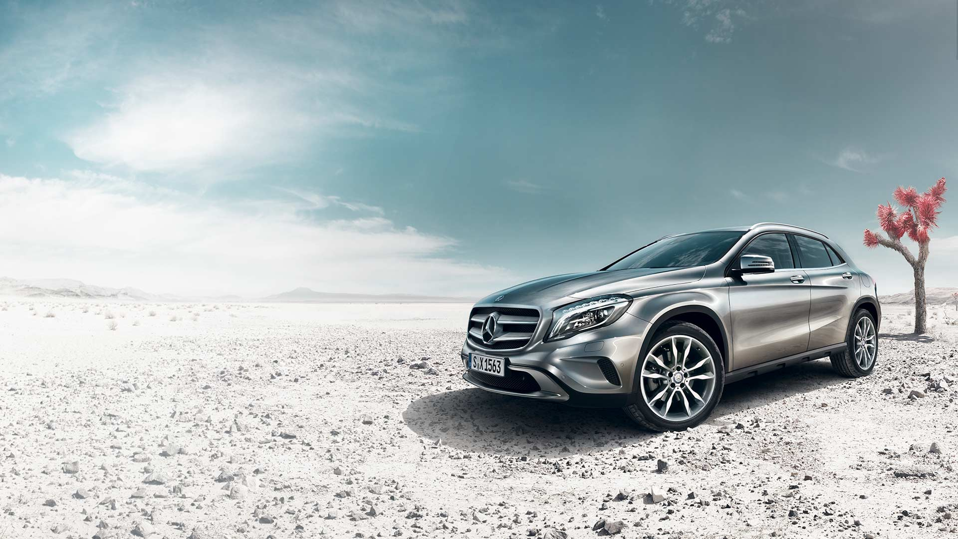 Mercedes GLA Wallpapers (37 Wallpapers)