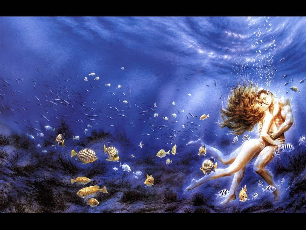 Mermaid Wallpapers HD Backgrounds  WallpapersInk Real Mermaid Wallpapers  Wallpaper  1024x768