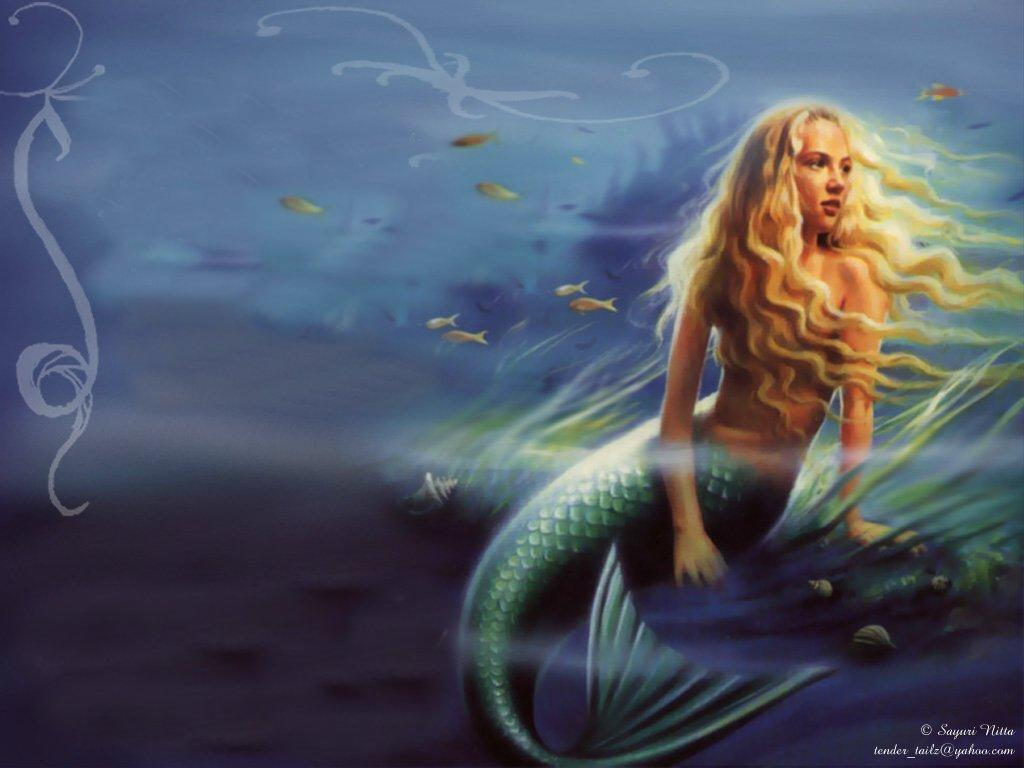 Gallery For: The Little Mermaid Wallpaper Desktop, Little Mermaid 1024x768