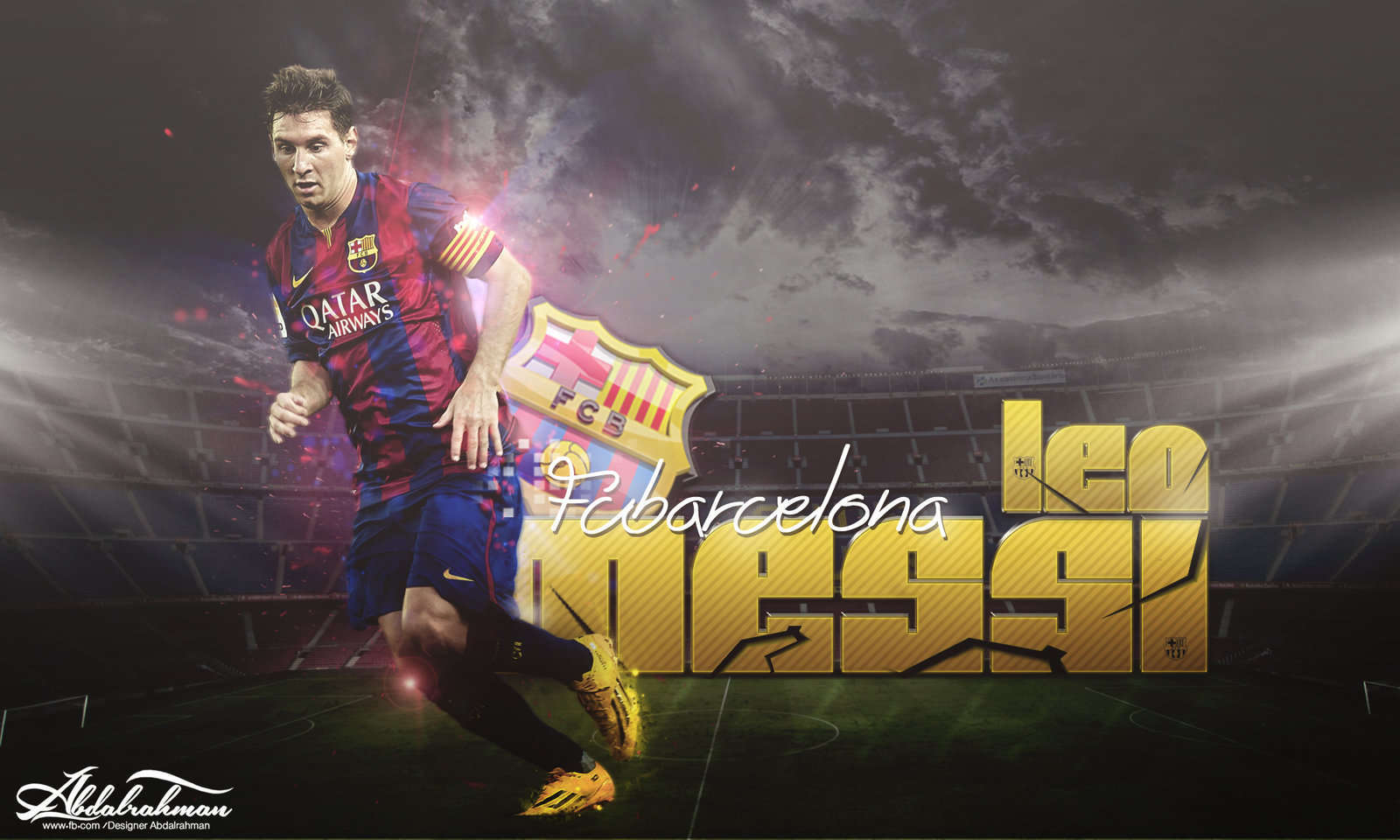 Lionel Messi Wallpapers Wallpaper  1600x960